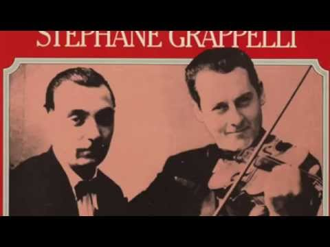 Django Reinhardt and Stephane Grappelli   Struttin' Out Record 1