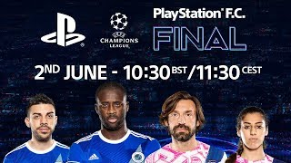 PlayStation F.C. Final | DJMARIIO V LISAFREESTYLE