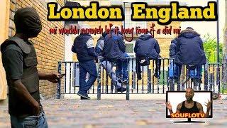 London England a run like Jamaica ya now