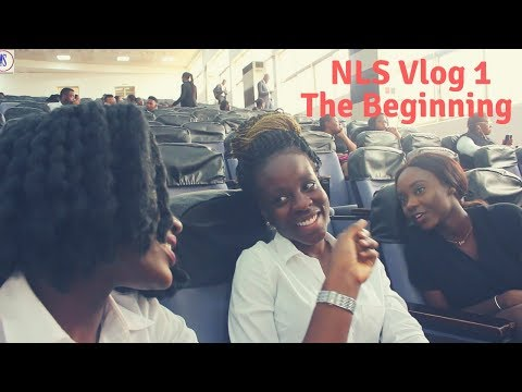 THE BEGINNING | NIGERIAN LAW SCHOOL ABUJA (VLOG 1)
