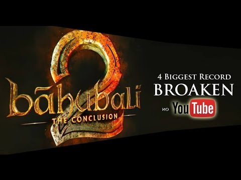 Thumbnail: BAHUBALI 2 : The Conclusion – Many Records Broken with Trailer