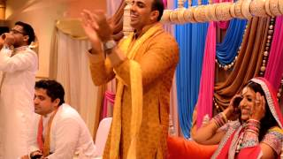 Pakistani Wedding Mehndi Ceremony | Ambreen & Shahid | Studio Seven |