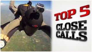 Top 5 Close Calls | #JukinTop5