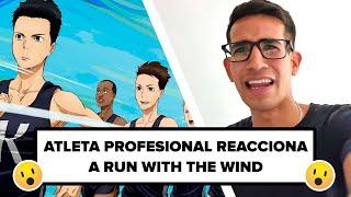 "Atleta profesional reacciona a ""Run with the Wind"""