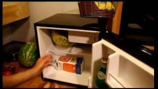 Avalon by Keyton Compact Single Door Refrigerator & Freezer Review, Helps Us With Overflow from Our