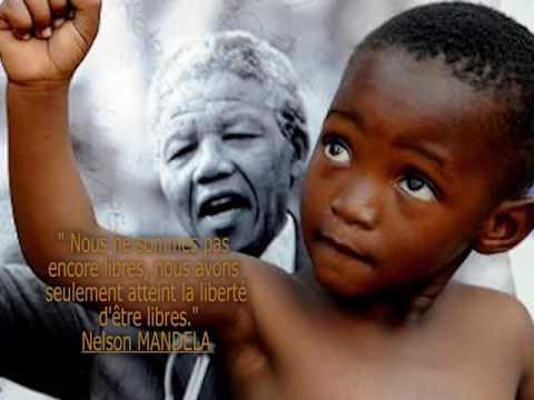 DOCUMENTAIRE : MANDELA: Un homme,Une Histoire.
