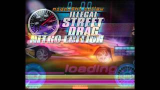 Let's Play Midnight Outlaw Illegal Street Drag Nitro Edition EP3
