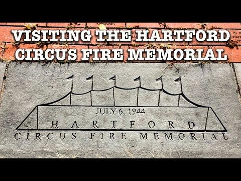 Visiting The Hartford Circus Fire Memorial