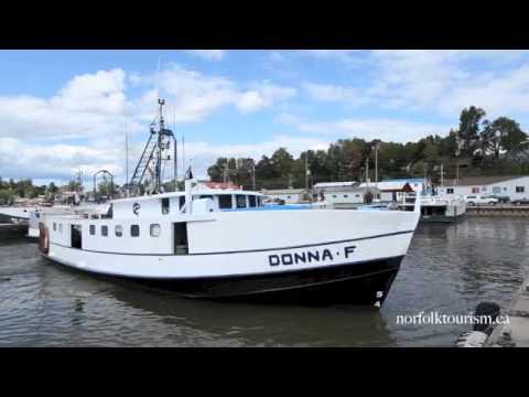 Commercial Fishing - Norfolk County - Lake Erie - Port Dover