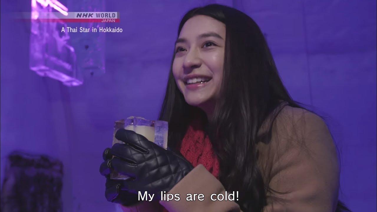 Photo of Nittha Jirayungyurn Dines in Ice [นิษฐา จิรยั่งยืน] – A*B*C Tours – video