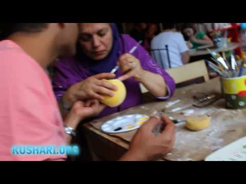 Making a Ceramic Money Box (Piggy Bank) (HD)