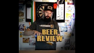 New Belgium Dayblazer Beer Review -- Vegas Golden Knights Win - Bloopers