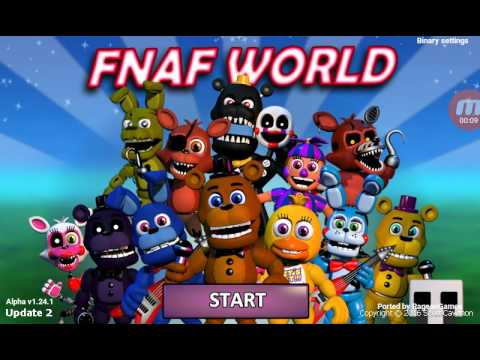 FNAF World Update 2 android mediafire! (READ DESC) - YouTube