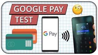 Google Pay im Praxistest - Meine Erfahrungen mit dem Bezahlen per Smartphone📱