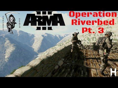 Arma 3 Restrepo - Operation Riverbed Pt. 3 - Lone Survivor