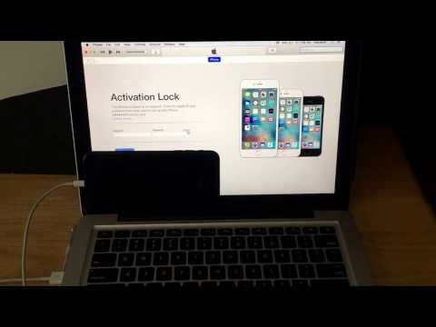 How to reset iphone 7 without icloud password