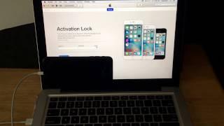 Hard Reset - iPhone 7 / 7 Plus, 8 / 8 Plus (Disabled / Forgot Password)