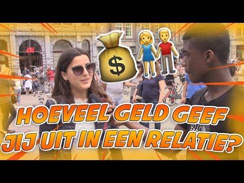 HOEVEEL GELD GEEF JIJ UIT IN EEN RELATIE? - AMSTERDAM
