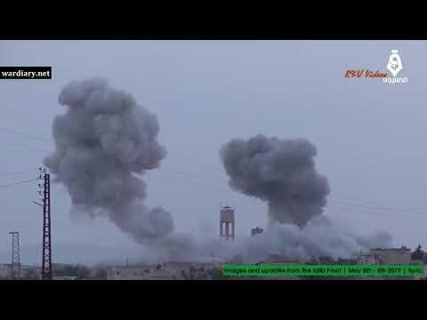 Battle for Idlib, May 8th 2019