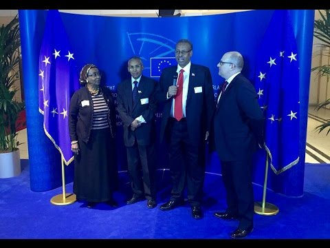 Somaliland Recognition Conference - Brussels - 20-22nd January