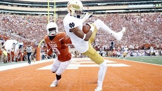 "Equanimeous St. Brown || ""Breakout Reciever"" 