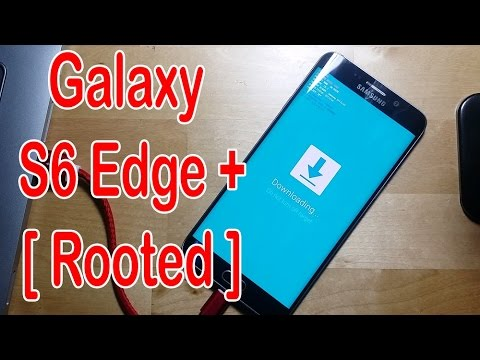 How to Root Samsung Galaxy S6/S6 Edge Plus - Marshmallow 6 0 1
