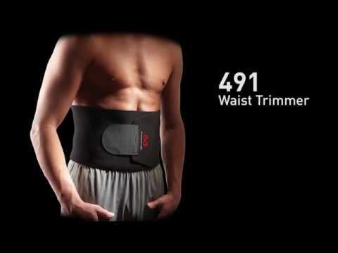 98eb7eb9c80 NEW McDavid Waist Trimmer Ab Belt Weight Loss Abdominal Muscle Back  Supporter