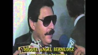 NOTICIERO CRIPTON Y VUELESE SI PUEDE DE PACHECO 1992