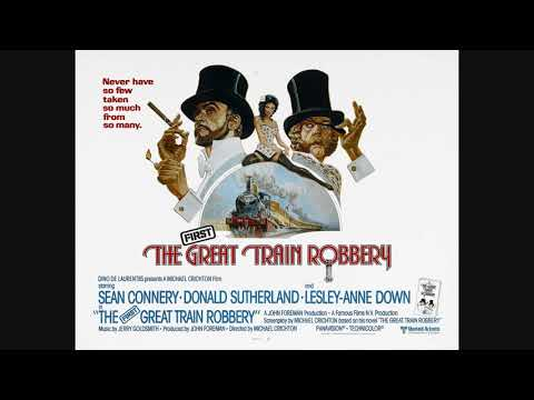 Jerry Goldsmith - Rotten Tow/The First Key/Bordello Raid (The Great Train Robbery)