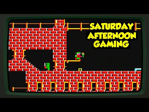 Castle Quest (BBC Micro) - The Most Challenging Game For The BBC Micro? - Saturday Afternoon Gaming