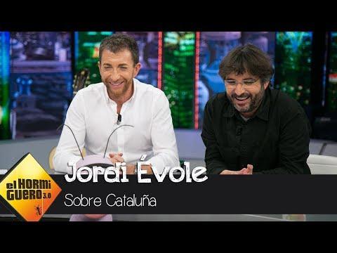 Jordi Évole, sobre la situación actual Cataluña - El Hormiguero 3.0 - El Hormiguero 3.0