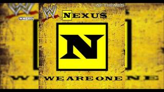 "WWE: ""We Are One"" (The Nexus) Theme Song + AE (Arena Effect)"