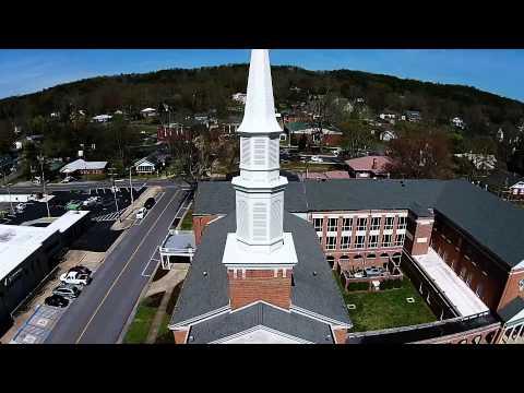 First Baptist Church Fort Payne video w music