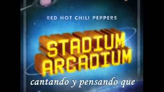 Red Hot Chili Peppers - Death Of a Martian subtitulado en español
