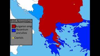 Byzantine-Bulgarian war (913-925)