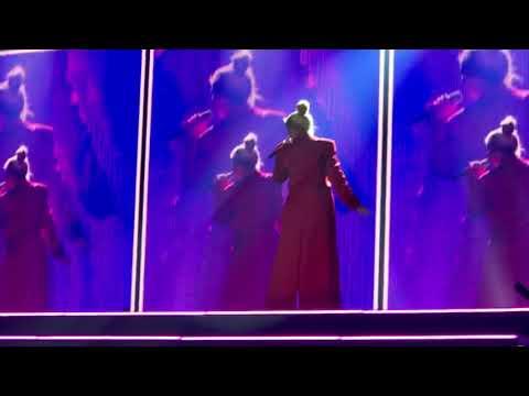 Ain't No Other Man Christina Aguilera - Liberation Tour live in Miami
