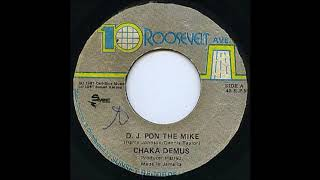Chaka Demus DJ Pon The Mike 10 Roosevelt Ave records 1987.mp3