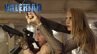 "Valerian and the City of a Thousand Planets | ""Run"" TV Commercial 