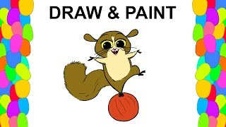 DRAW & PAINT - MORT (MADAGASCAR)
