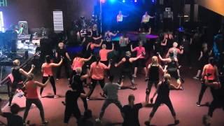 Release Burn Vouershof Geleen Everybody dance now! 8 april 2016