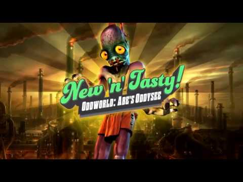 Oddworld: New 'n' Tasty is coming to Mobile