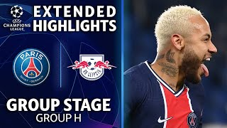 Paris Saint-Germain vs. RB Leipzig: Extended Highlights | UCL on CBS Sports