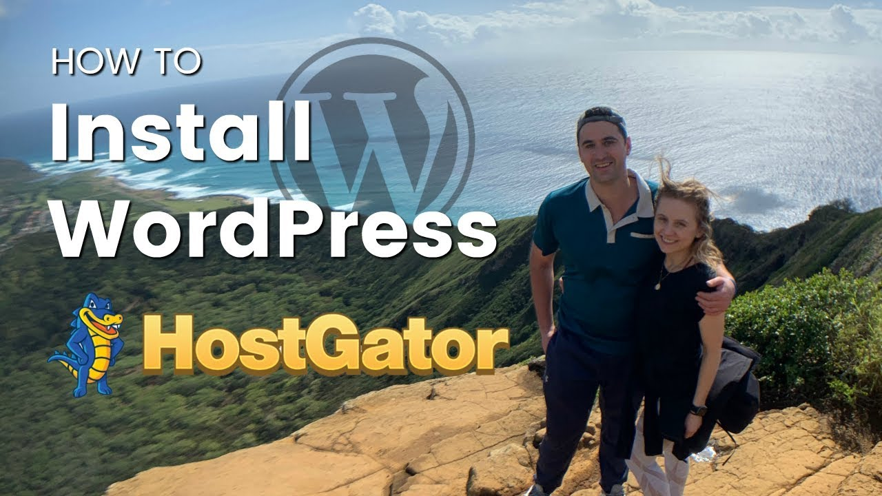 HOW TO INSTALL WORDPRESS ON HOSTGATOR IN APRIL 2019 (STEP - BY - STEP TUTORIAL)