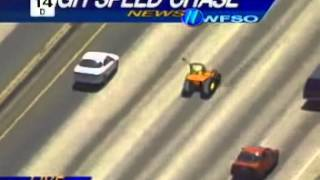 Speed Buggy Brush With The Law