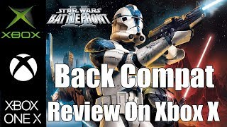 Back Compat Review: Star Wars Battlefront II (on Xbox One X)