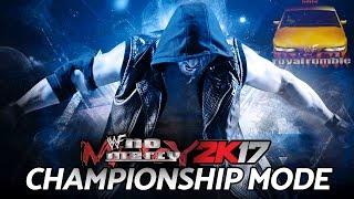 WWF No Mercy 2K17 - Ep 1 - ROYAL RUMBLE MATCH!! (Championship Mode!!)