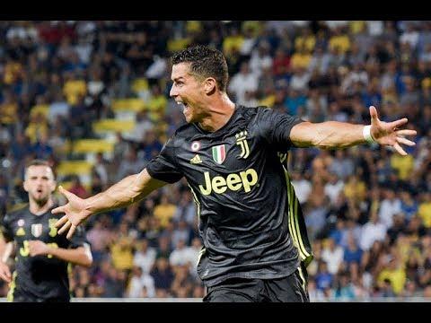 Sau Thẻ đỏ ở Champions League, Ronaldo Ghi Bàn Mở Tỷ Số, Frosinone 0-2 Juventus BIN CHANNEL 1080HD