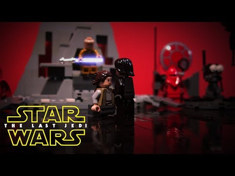 LEGO Star Wars: The Last Jedi in 60 Seconds!