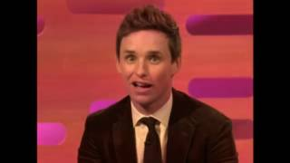 Bryan Cranston, Benedict Cumberbatch and Eddie Redmayne - The Graham Norton Show