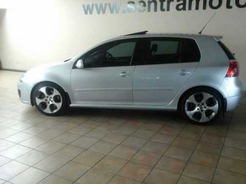 Used 2007 VOLKSWAGEN GOLF 5 GTI 2.0 T FSI DSG Auto For Sale | Auto Trader South Africa Used Cars ...